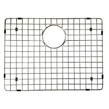 Ancona Kitchen  Stainless Steel Sink Grid With Polished - Kitchen sink grid