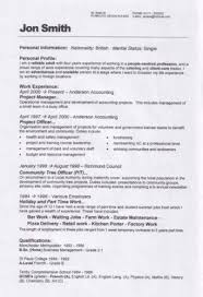 Resume Interests Examples by Cv Examples Interests Lee University Critical Thinking Sample