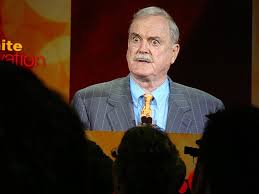john cleese u201chalf educated tenement scots u201d slur met with anger and