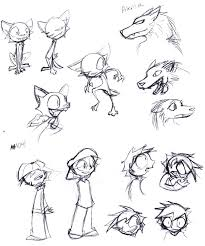 toby the werewolf sketches by anniemae04 on deviantart