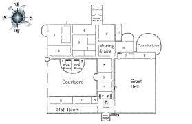 Ground And First Floor Plans by Hp Hogwarts Ground Floor By Regasssa On Deviantart