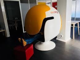 bureau connecté le cowork in aix adopte le e bulle le bureau nomade et connecté