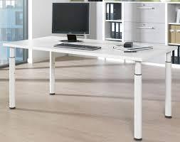 Schreibtisch 90 Cm Tief Welle Planeo Schreibtisch Höhenverstellbar 60 Oder 80 Cm Tief In 6