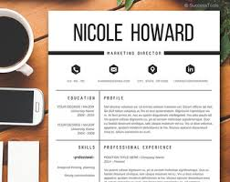 Modern Resume Templates Teacher Resume Template Modern Resume Template Word Cv