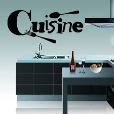 sticker cuisine wall stickers cuisine vinyl wallpaper mural fork spoon