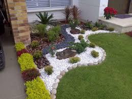 bedroom pebble stone garden ideas best front garden ideas