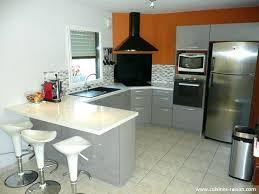 modele de cuisine en u cuisine amenagee en u implantation 650 lzzy co