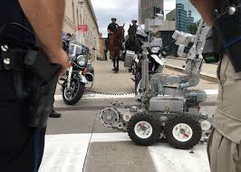 11 police robots patrolling around the world wired
