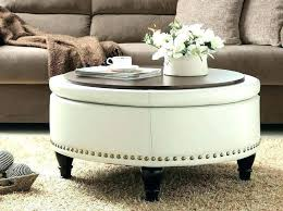 leather tray top ottoman storage ottoman with tray tops ottoman tray top beautiful ottoman