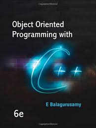 object oriented programming with c 6th edition buy object