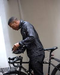 bike rain jacket flashback power grid jacket black