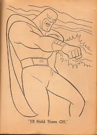 space ghost coloring book whitman 1968 donald deveau flickr