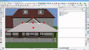 gable on hip roof in chief architect youtube