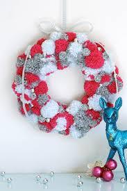 crochet halloween wreath 40 diy christmas wreath ideas how to make a homemade holiday