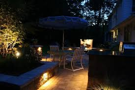 Solar Patio Lighting Modern Solar Patio Lights In The Patio Pavers Outdoor Solar