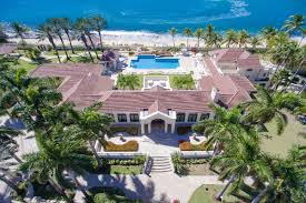 president trump u0027s 17 million caribbean home was just pummeled by