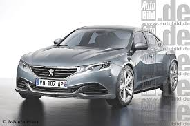 used peugeot 408 renders peugeot 408 gt germancarforum