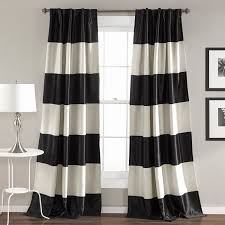 Black And White Thermal Curtains Curtain Curtain Thermal Typens Julian Charles Exceptional White