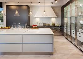Glass Kitchen Countertops Modern White Sea Glass Kitchen Countertops Contemporary