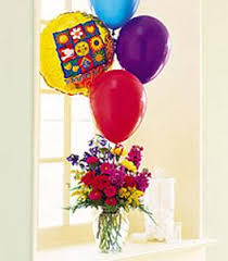 balloon delivery in san francisco flowers balloons colma florist funeral flowers san francisco