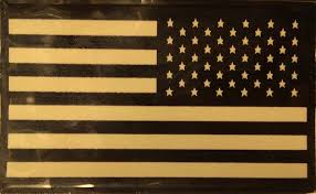 Why Is The American Flag Backwards On Uniforms Old Biltwell Blog Black Flag