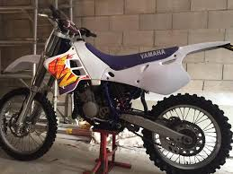 yamaha yz 125 road legal classic bike in oxford oxfordshire