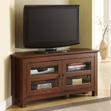 Corner Tv Cabinet For Flat Screens Furniture Enclosed Tv Cabinets For Flat Screens With Doors In The
