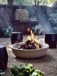 Small Patio Fire Pit Small Outdoor Living Spaces With Fire Pits