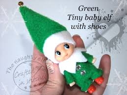 baby on the shelf tiny baby shelf miniature doll christmas decoration