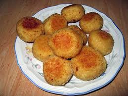 recette riz cuisiné recette de croquette de riz cuit