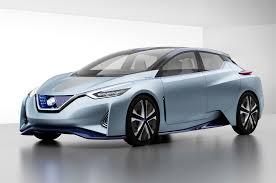 nissan leaf quarter mile nissan ids concept previews next gen leaf future autonomous tech