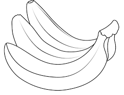 coloring page fruit coloring pages kids