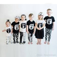 family matching boys number one to six tshirt