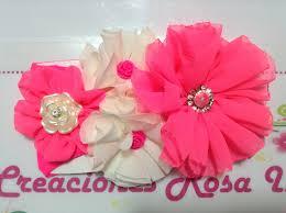 22 best flores de tela images on pinterest fabric flowers