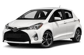 2016 toyota yaris overview cars com