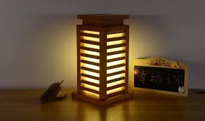 Japanese Style Desk 2017 Japanese Style Wood Table Lamp Bedroom Decorative Design