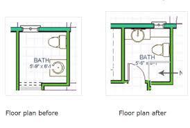 Small Bath Floor Plans Bathroom Wonderful Small Half Bathroom Dimensions 20 Plan Small