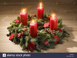 table advent wreath candles advent time burn
