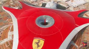ferrari world coming soon get ready to turbo track at ferrari world abu dhabi