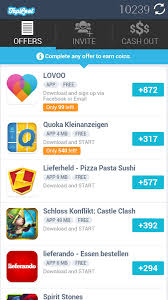 gift cards app taploot free gift cards android apps on play
