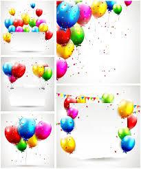 free balloons balloons frames vector vector graphics