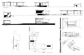 the farnsworth house addition drawing31 jpg 1 600 1 055 pixels