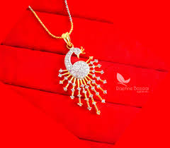 best gift for wife 2017 pe54p daphne peacock pendant for valentine surprise gift for wife