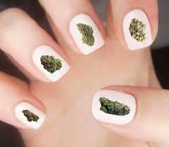 weed nail decal weed nug nail decals stoner nail decals