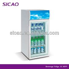 coca cola fridge glass door display cooler type single door soft drink display refrigerator