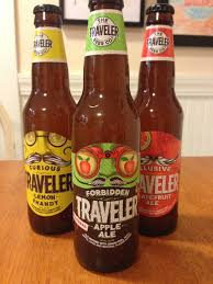 travelers beer images The traveler beer company launches forbidden traveler apple ale jpg