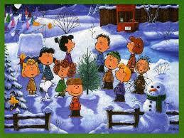 38 peanuts christmas wallpaper