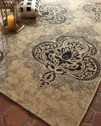 Safavieh Outdoor Rug Safavieh Outdoor Damask Rug