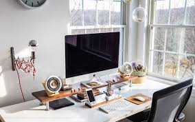 how to decorate your desk the gentlemanual a handbook for