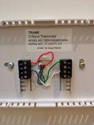hvac how can i modify a 4 wire thermostat to a new thermostat